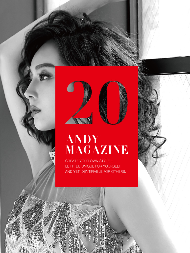 ANDY MAGAZINE vol.20